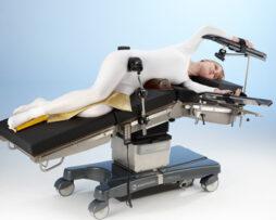 Patienten positionering en fixering, kussens
